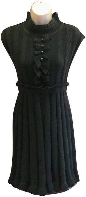 Preload https://img-static.tradesy.com/item/23202221/jessica-simpson-black-short-casual-dress-size-8-m-0-1-650-650.jpg