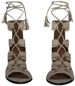 BCBGeneration Taupe/stone Sandals