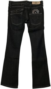 Taverniti So Jeans Boot Cut Jeans-Dark Rinse
