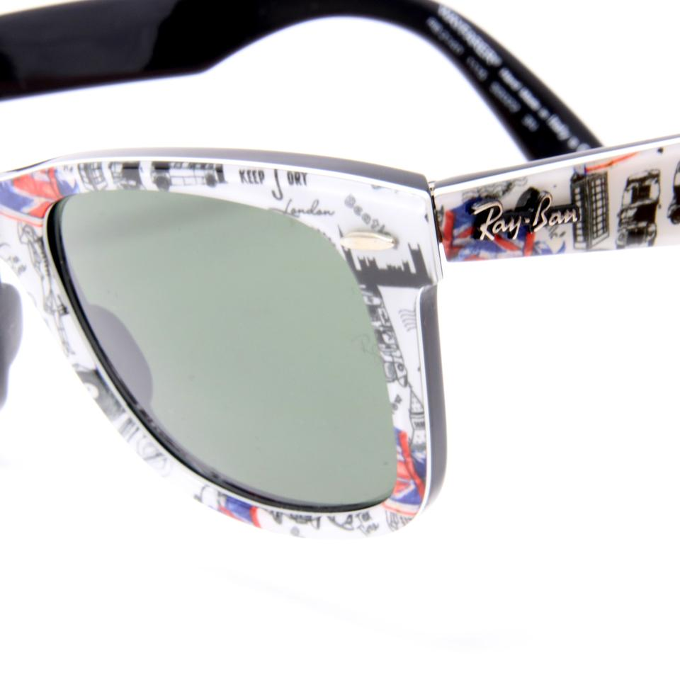 2fdfca24240 ... authentic ray ban special series rb2140 wayfarer gradient sunglasses  made in italy. 123456789 fb6b4 d7bd0