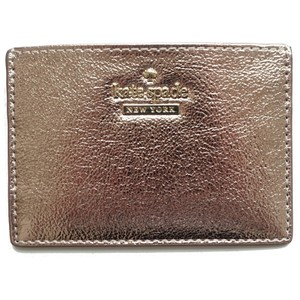 Kate Spade Highland Drive Faux Leather Credit Card ID Holder