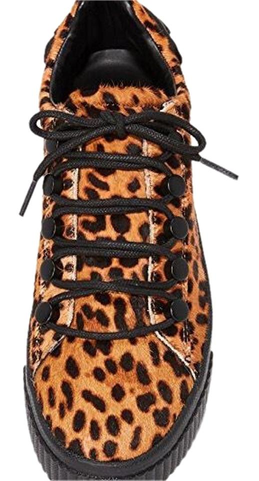 6820f3150795 Kendall + Kylie Leopard Rae Iv Sneakers Size US 10 Regular (M, B ...