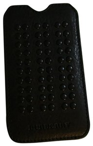 Burberry Studded Leather Phone Case