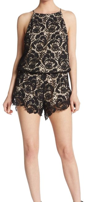 Item - Black Lace Romper/Jumpsuit