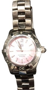TAG Heuer silver Tag