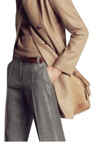 Michael Kors Straight Pants gray