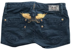 Robin's Jean Mini/Short Shorts navy
