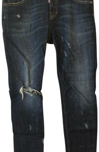 Dsquared2 Skinny Jeans-Distressed