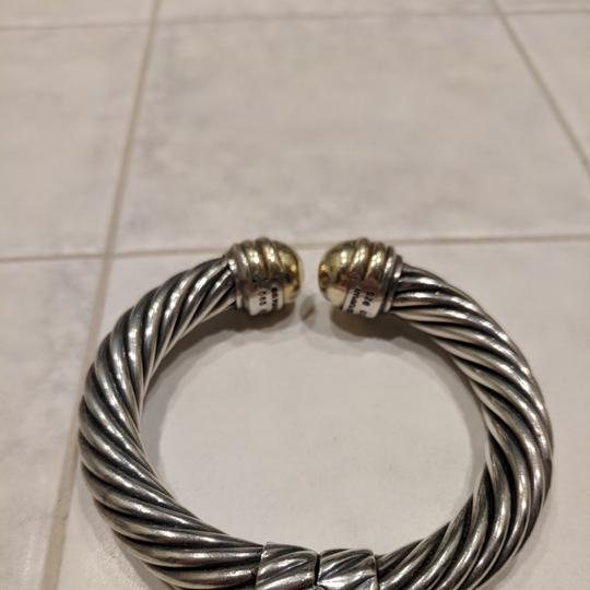 David Yurman David Yurman 10mm Gold Dome Cable Bracelet Image 4