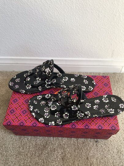 Tory Burch Miller Thong Multi Sandals Image 3