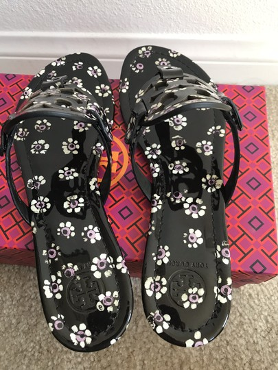 Tory Burch Miller Thong Multi Sandals Image 5