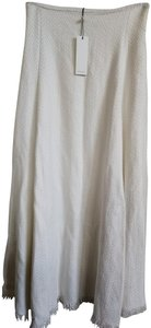 Adam Lippes Maxi Skirt White