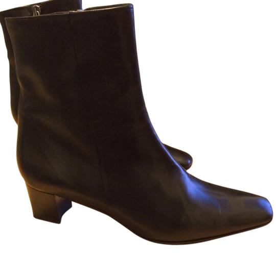 Preload https://item5.tradesy.com/images/black-leather-botticelli-bootsbooties-size-us-7-2320709-0-7.jpg?width=440&height=440