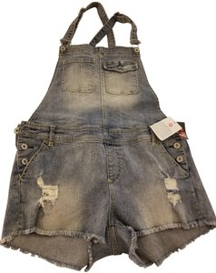 Guess Shortalls Shorts Blue jean