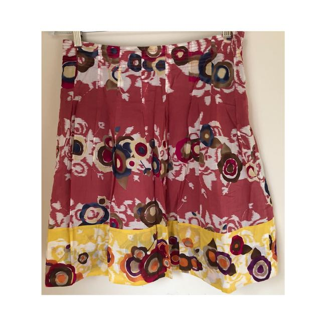 Item - Multicolor A-line Skirt Size 2 (XS, 26)