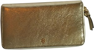 Tory Burch Marion. Sparkle gold metallic