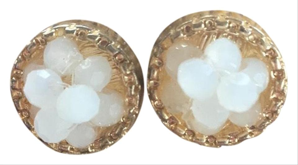nudo neiman earrings mu p quartz pomellato marcus gold prod rose clear