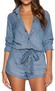 04fd6c6d21 Free People Blue Dresses - Up to 80% off at Tradesy