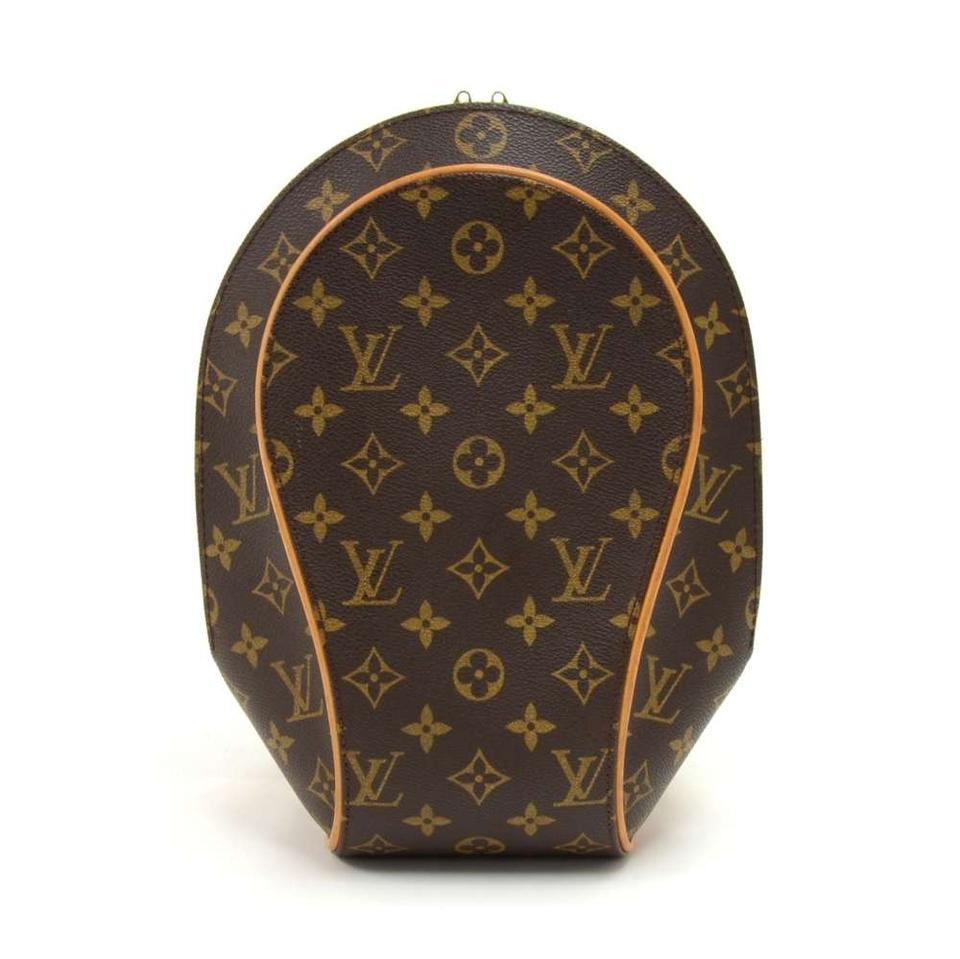 louis vuitton ellipse vintage sac a dos monogram brown canvas backpack tradesy. Black Bedroom Furniture Sets. Home Design Ideas