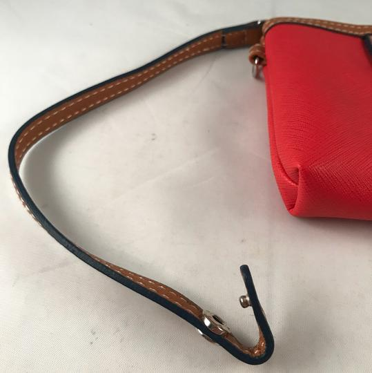 Nine West Wristlet in Red, White, Blue Image 4