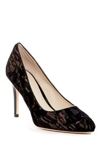 Cole Haan nude lace Pumps