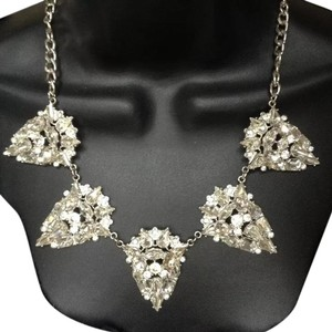 BCBGeneration tone glamour faux diamond cluster
