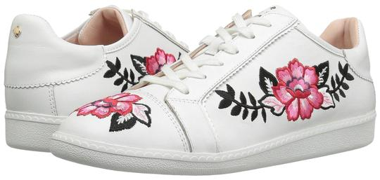 Preload https://img-static.tradesy.com/item/23209229/kate-spade-white-new-floral-embroidered-leather-sneaker-casual-flat-sneakers-size-us-8-regular-m-b-0-1-540-540.jpg