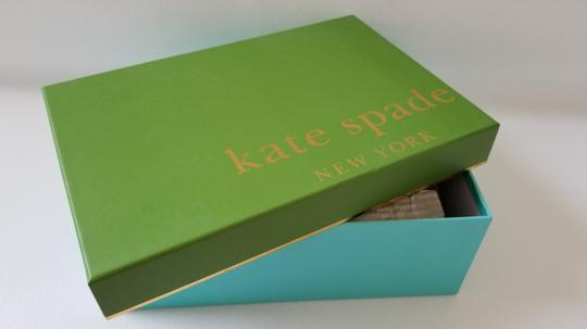 Kate Spade Sneakers Embroidered Leather Sneaker Floral Sneaker Flat white Athletic Image 10