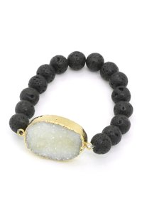 Eye Candy Los Angeles Lava My Wrist Stretch Bracelet