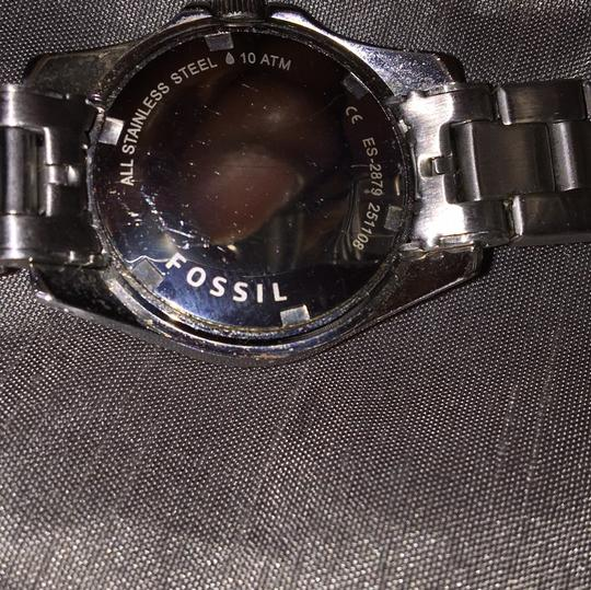 Fossil Women's Fossil stainless steel watch. NEEDS BATTERY!!!!! Other than that works just fine. Prices are negotiable Image 6