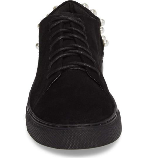 E8 BY MIISTA Balenciaga Racer Sneakers black Athletic Image 4