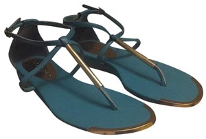 Rampage Turquoise Sandals