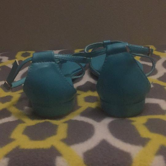 Rampage Turquoise Sandals Image 3