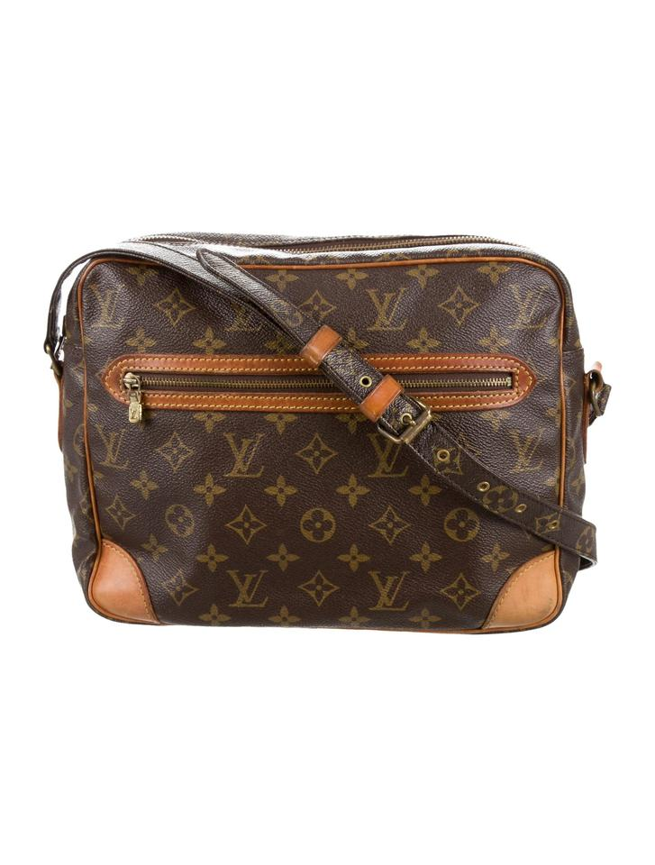 452329ee06ed Louis Vuitton  ebay Sold  (Ultra Rare) Potomac 866510 Brown Coated ...
