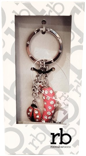 Preload https://img-static.tradesy.com/item/23209703/roccobarocco-red-purse-charm-and-keychain-0-9-540-540.jpg