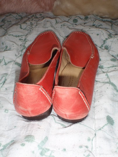 Cole Haan Loafer Close Toes red Flats Image 10