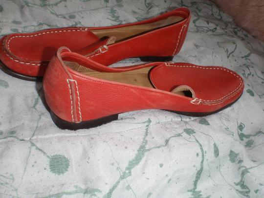Cole Haan Loafer Close Toes red Flats Image 7