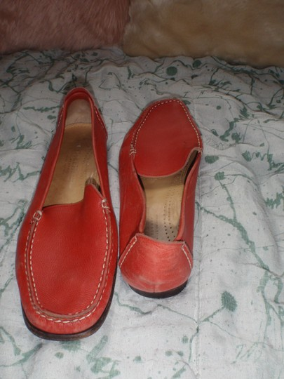 Cole Haan Loafer Close Toes red Flats Image 9