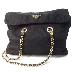 2a98099c0435 Prada Chanel Quilted Chain Flap Woc Neverfull Logo Shoulder Bag