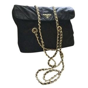 9e5a4e7045134a Added to Shopping Bag. Prada Chanel Quilted Chain Flap Woc Neverfull Logo Shoulder  Bag. Prada Flap Chain Quilted Classic ...