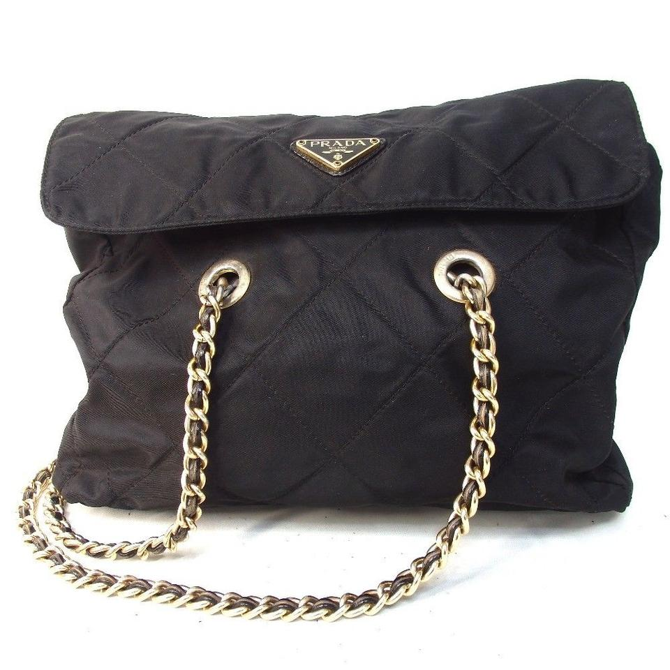 9956ee4ad9e4d8 Prada Chanel Quilted Chain Flap Woc Neverfull Logo Shoulder Bag Image 11.  123456789101112. 1 ∕ 12