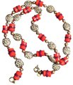 J Crew J Crew rhinestone and beads necklace Image 0