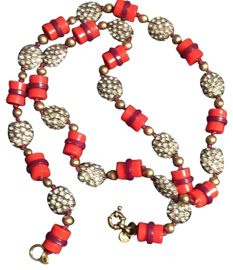 Preload https://img-static.tradesy.com/item/23209893/jcrew-crystal-and-redblack-bead-rhinestone-necklace-0-1-540-540.jpg