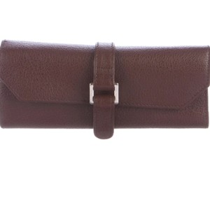 Tiffany & Co. Leather travel jewerly roll