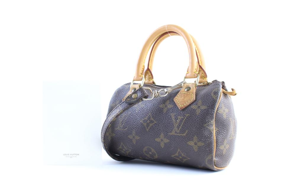 ca8ca892e3461 Louis Vuitton Bandouliere Speedy 25 Speedy Nano Mini Speedy Damier Speedy  Cross Body Bag Image 0 ...