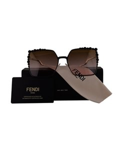 Fendi New 100% FF 0259 oversized square