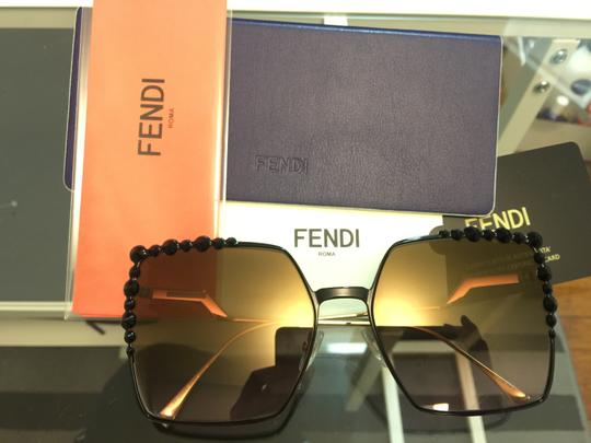 Fendi New 100% FF 0259 oversized square Image 6
