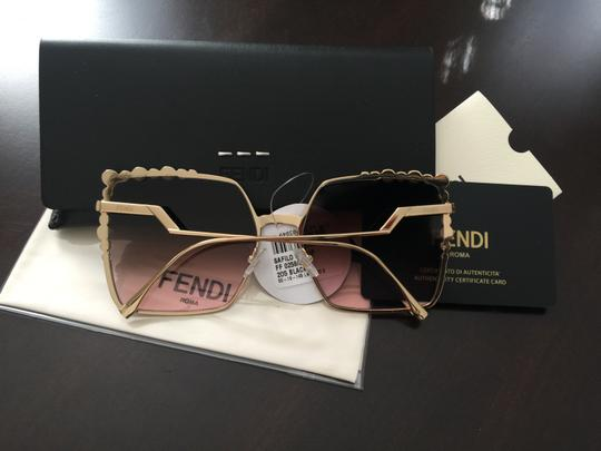 Fendi New 100% FF 0259 oversized square Image 7