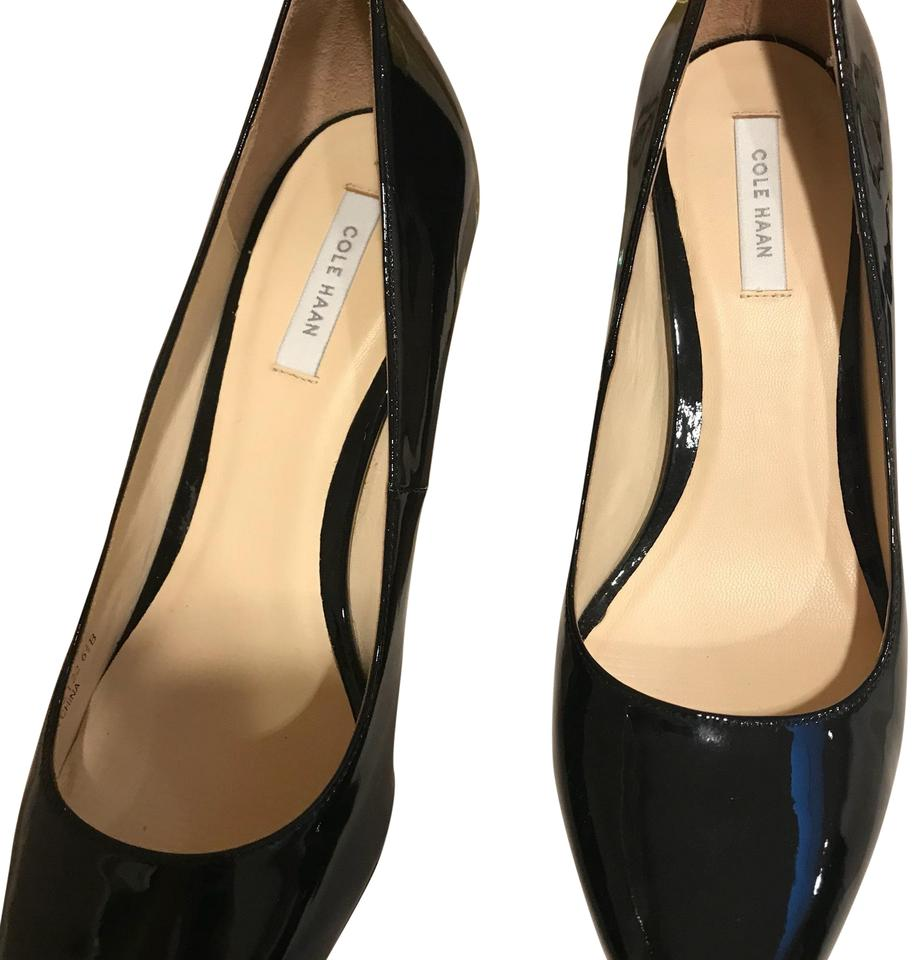 940b237b7b9 Cole Haan Black Patent Leather Haan Bethany Pumps. Size  US 6.5 Regular (M  ...