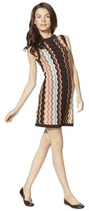 Missoni for Target short dress Patterned, Zigzag on Tradesy